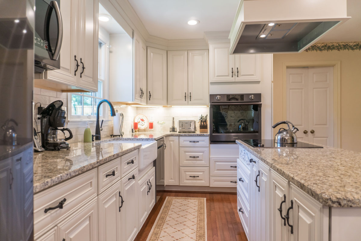 kitchen remodeling costs in maryland - how to budget
