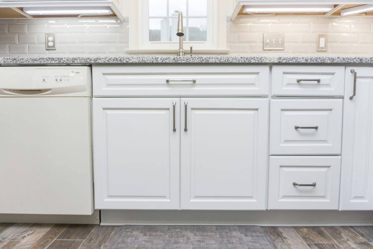 Baltimore Kitchen Remodeling Portfolio - Native Sons Home Services