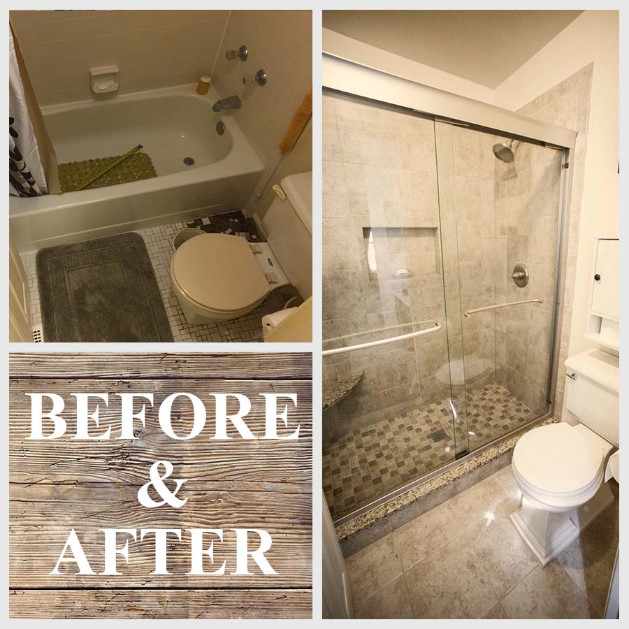 Bathroom remodeling baltimore experienced contractors for Bath remodel baltimore